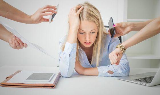 Stress: il picco è tra ottobre e novembre