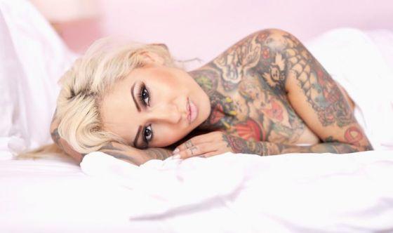 Con i tatuaggi il corpo suda meno?