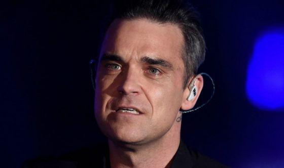 Robbie Williams di nuovo papà
