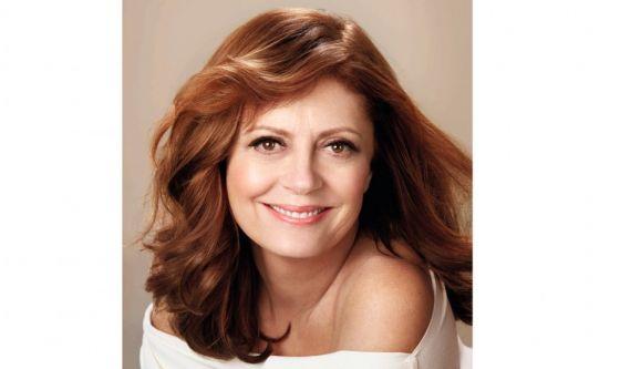 Susan Sarandon simbolo della bellezza senza filtri