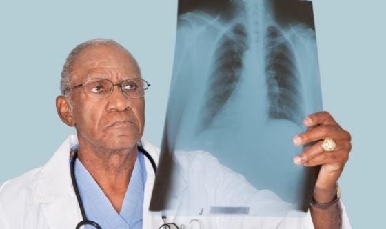 Diagnosticare le malattie polmonari con gli ultrasuoni