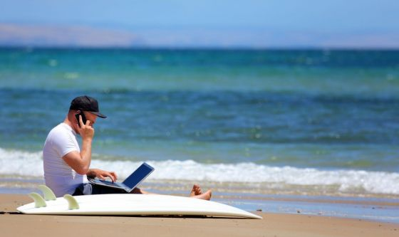 Come si stacca la spina per godere delle vacanze?