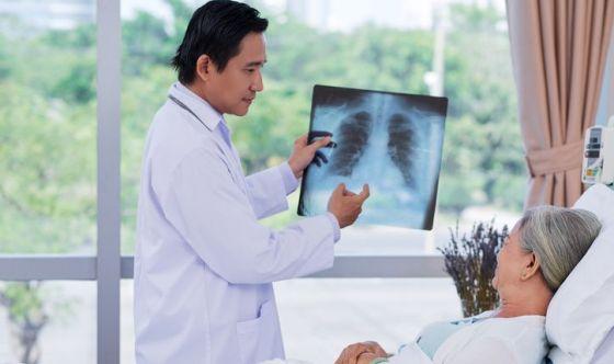Polmonite: il vaccino riduce rischio fino al 70%