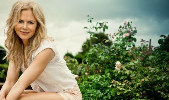 Nicole Kidman: pelle più bella con le vitamine