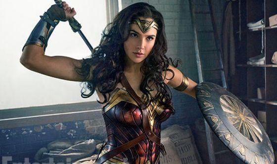 Wonder Woman è tornata: copia il suo look