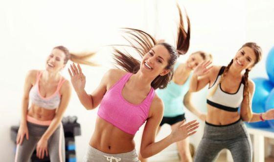 Fitness-danza: Zumba fa dimagrire e mette il buonumore