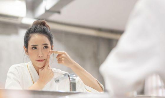 Cicatrici da acne: prevenire si può