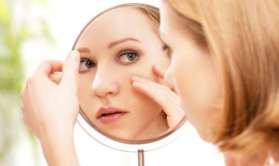 L'acne si combatte anche a tavola