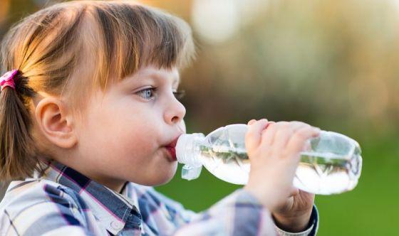 Bambini: come evitare la disidratazione