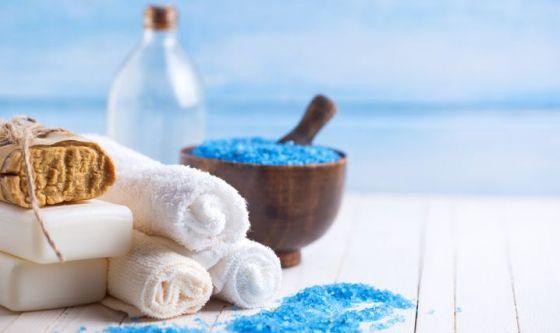 Talassoterapia: i cosmetici che vengono dal mare