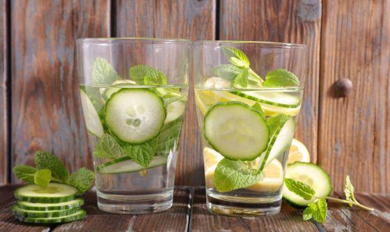 Il caldo si combatte con l'idratazione