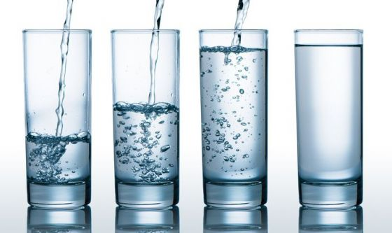 La corretta idratazione per rimettersi in forma