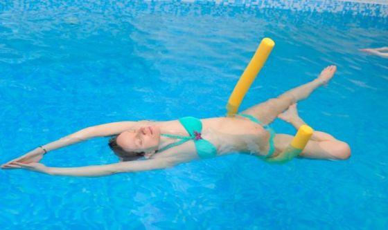 Il Woga, lo yoga da praticare in acqua