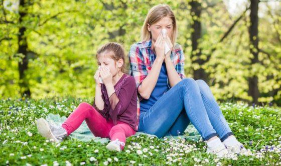 Allergie e mal di primavera: 5 regole per sopravvivere