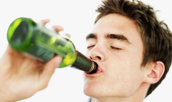 Aggressività e uso di alcol in adolescenza
