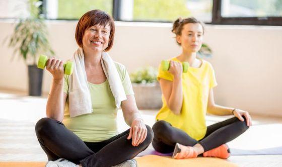 L'importanza dello sport dopo la menopausa