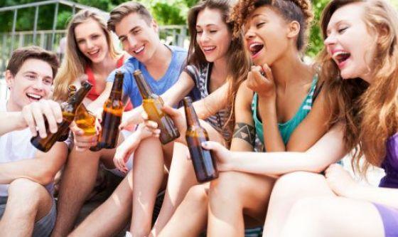 Binge Drinking: pericoli per le ossa degli adolescenti