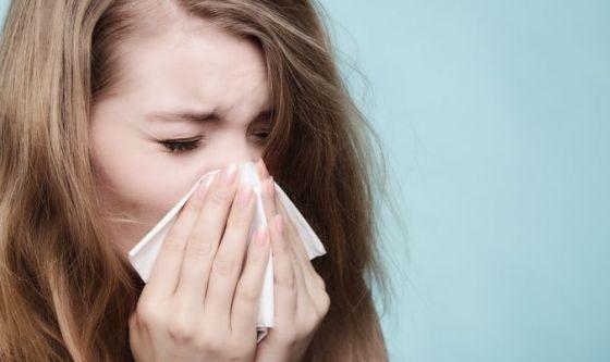 Rinite allergica: un problema non solo primaverile ma anche