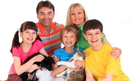 Una casa italiana su 3 popolata da cani, gatti e altri pet