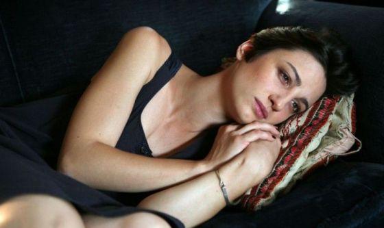 Francesca Inaudi interpreta la depressione post-partum