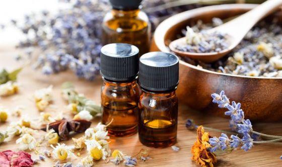 Affrontare l'autunno con l'aromaterapia