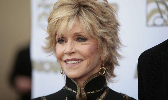 Jane Fonda messa ko dall'artrosi