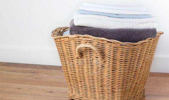 Asciugamani e lenzuola: si cambiano spesso, anche d'inverno
