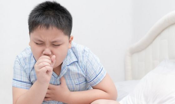 A rischio d'asma i bambini obesi