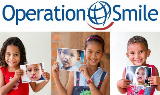 Andy Luotto all'asta per Operation Smile