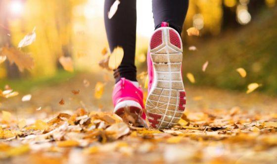 Fitwalking per il benessere di corpo e mente