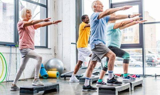Artrosi: un'attività fisica adattata riduce il dolore