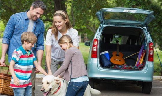 Gite fuori porta: i bimbi e il mal d'auto
