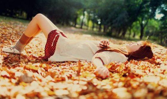 I colori sensuali dell'autunno