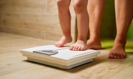 Coronavirus: più bimbi obesi a causa del lockdown