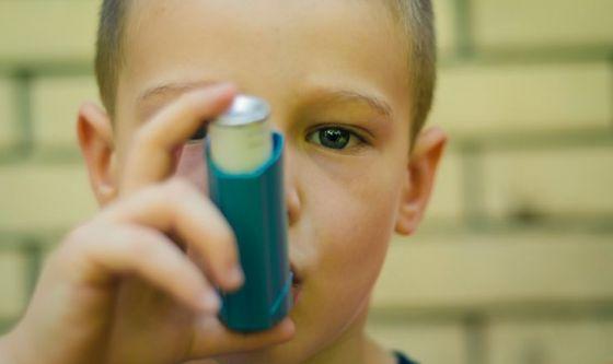 L'asma aumenta il rischio obesità