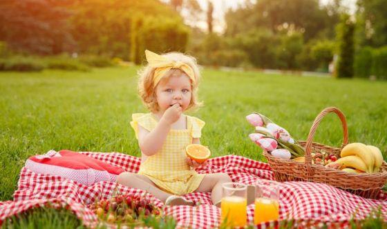 Picnic e gite: 7 regole per la sicurezza dei bambini