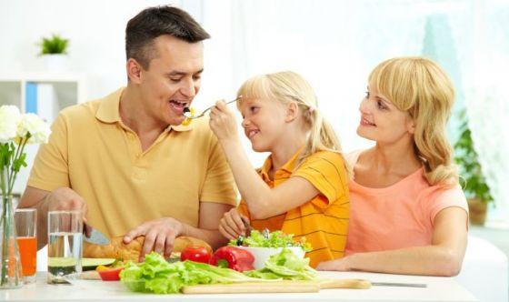 Genitori e sano stile di vita dei figli
