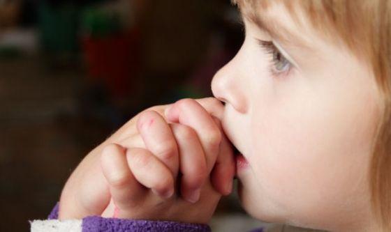 I bambini risentono delle tensioni familiari