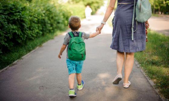 Asilo: quando l'inserimento è un trauma... per la mamma
