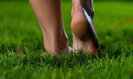 Arriva il Barefoot: a piedi nudi nel parco