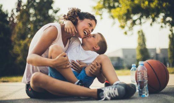 Rischio cardiovascolare nei bambini: ruolo delle mamme