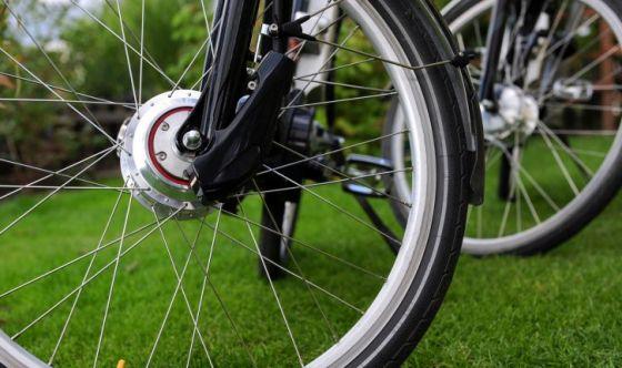 In forma senza rischi con la bicicletta elettrica