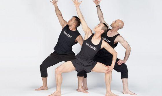 BodyArt, il nuovo allenamento che distende il corpo