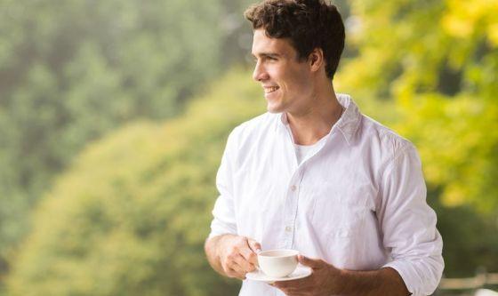 Una tazzina di caffè per salvaguardare la salute del fegato