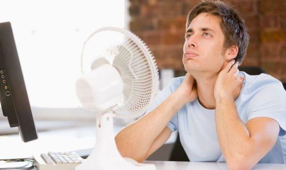 Il caldo rende irritabili: ruolo dell'alimentazione