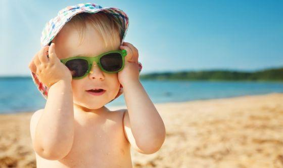 Estate, attenzione ai colpi di calore nei bambini