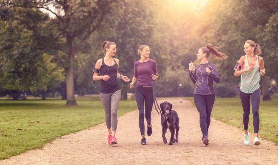 Dog fitness: allenarsi con il cane