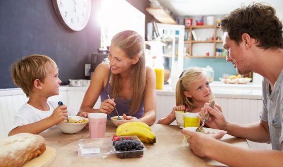 Una buona dieta migliora la capacità di lettura del bambino