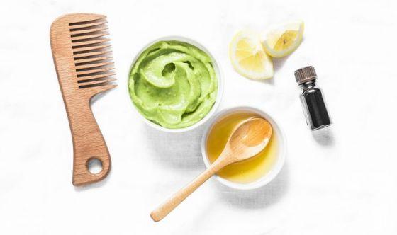 Frutta nei capelli: nutrimento allo stato puro