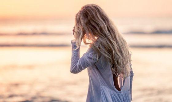 Capelli: sì alle beach waves, anche d'inverno